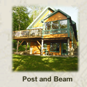 Bar Harbor Vacation Rentals - Post and Beam - Bar Harbor Oceanfront Vacation Rental Home