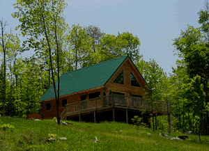 Log Chalets - Bar Harbor Oceanfront Vacation Rentals