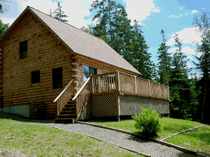 Log Home - Bar Harbor Vacation Rentals